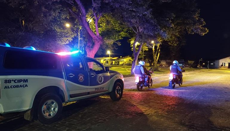 Polícia Militar fecha o cerco para inibir bandidos que praticaram assaltos na BA 290