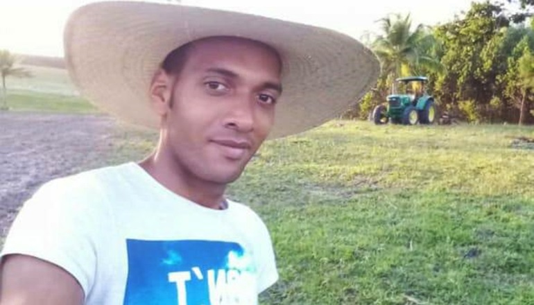 Emboscada: Dono de caminhão sai para fazer mudança e é morto a tiros em Teixeira de Freitas