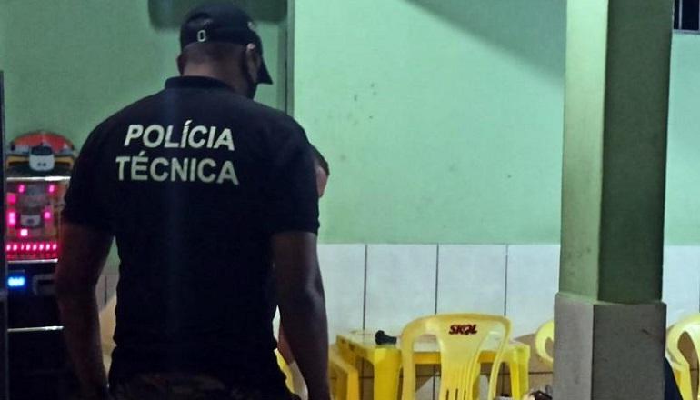 Teixeira: Homem é morto a tiros em bar no João Mendonça