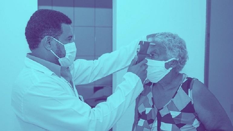 Secretaria Municipal de Saúde realiza ação para pacientes com Glaucoma entregará colírio