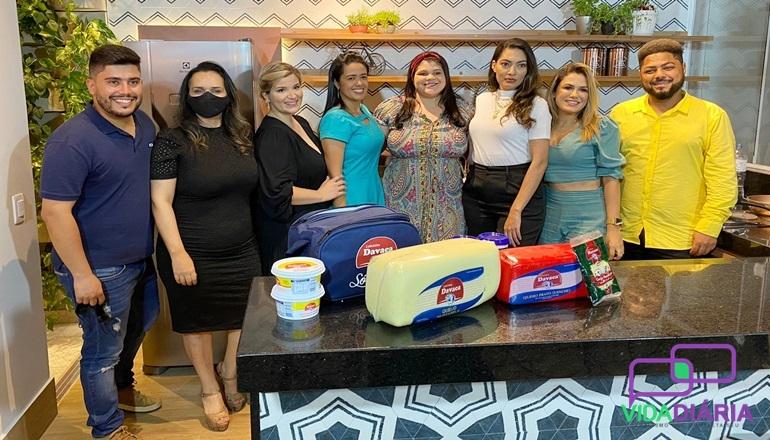 Desafio Gastronômico entre digitais influencers está acirrada; na final disputarão Fran e Tamyres