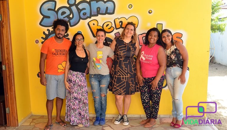 Conheça um pouco mais sobre o Abrigo Institucional Lar Sagrada Família em Teixeira de Freitas; venha conhecer!