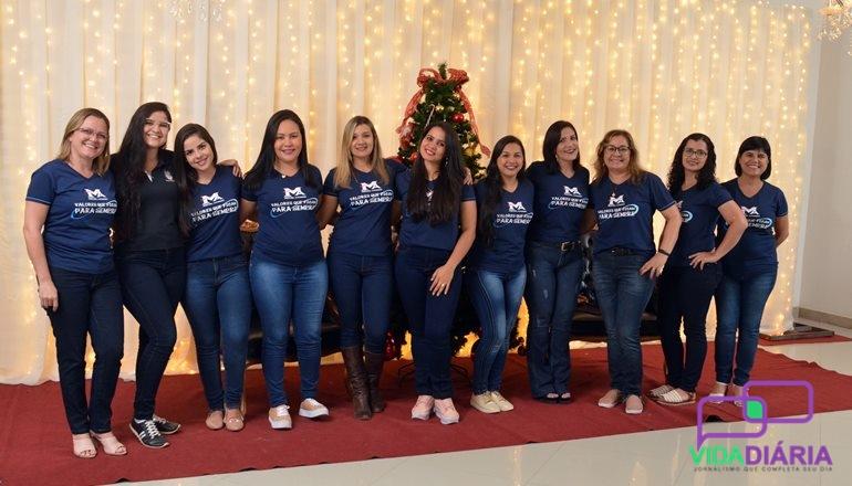 Colégio Miguel Afonso encerra as suas atividades no ano de 2019 com uma linda festa para os pais
