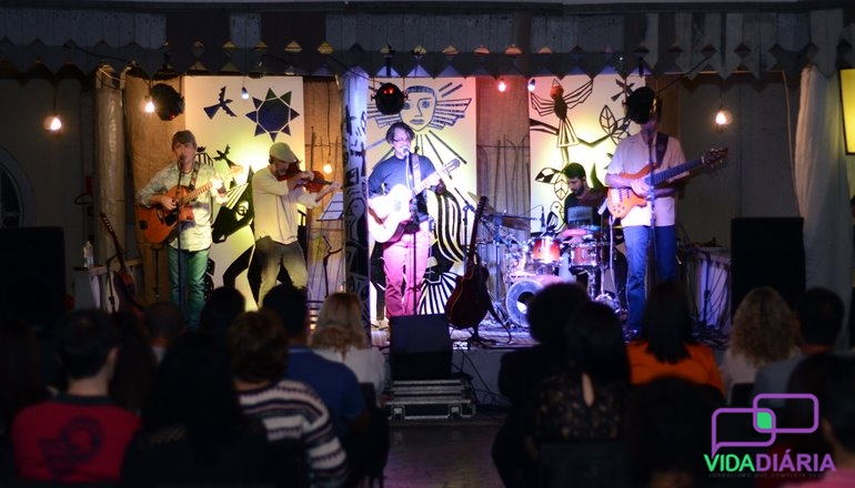 Foi realizada a segunda edição do Cantoria Solidária; um verdadeiro show de qualidade musical
