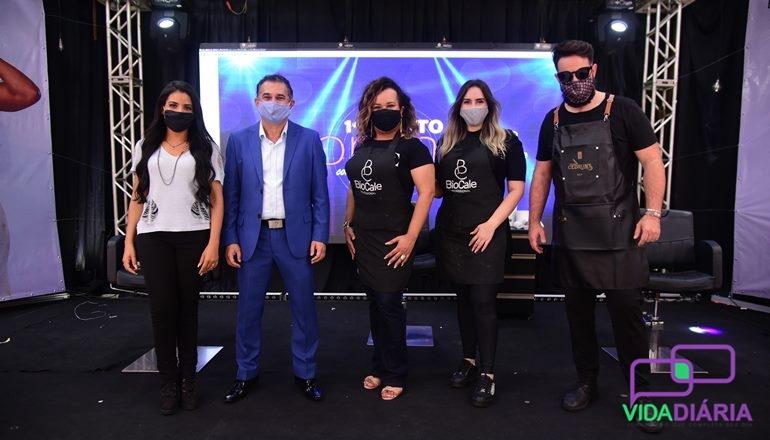 Veja os melhores momentos do Master Hair Stylist, evento online promovido pela Biocale profissional em Teixeira