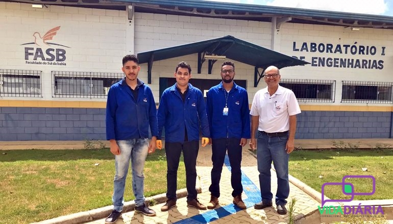 FASB construindo futuro: conheçam os laboratórios de Engenharia Civil e novo projeto de cooperação técnica para toda região