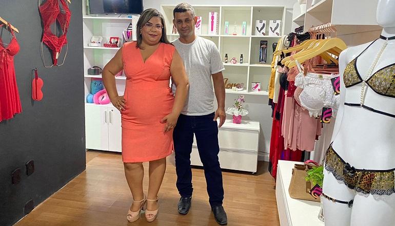 Sonho realizado: Loja física da Gaby Sexshop é inaugurada no Centro de Teixeira
