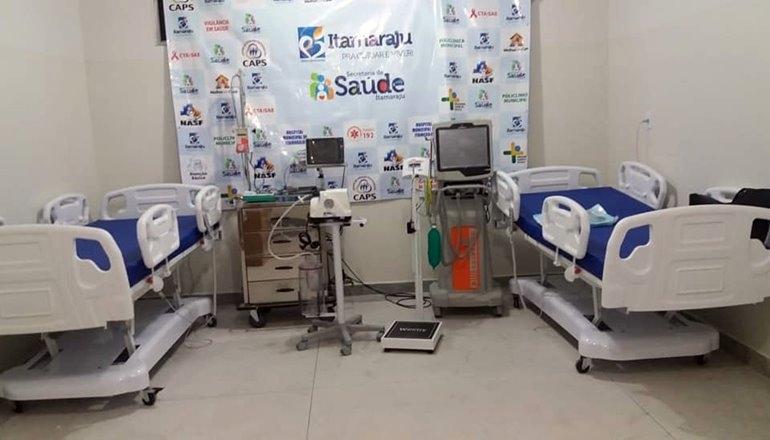 Município de Itamaraju com parcerias conquista novos equipamentos para hospital
