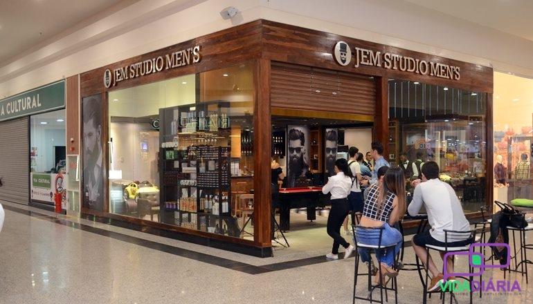 Jem Studio Men's, novo conceito em Barber Shop foi inaugurado no Pátio Mix em Teixeira; vale à pena conhecer