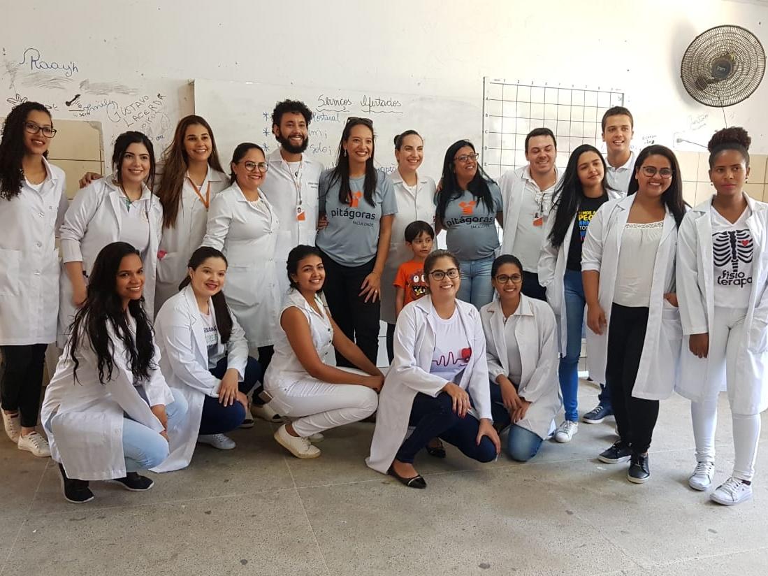 Mutirão do Bem marca o dia da Responsabilidade Social no bairro Tancredo Neves