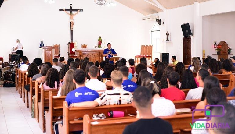 Esquenta Rebanhão: domingo de bençãos, curas e libertações com o pregador Ricardo Santos