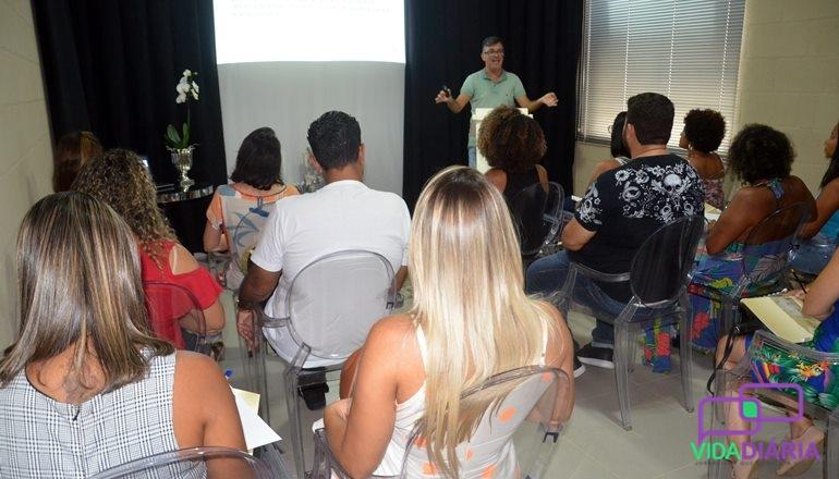 Rebouças Decorações promoveu dois dias intensos de curso de capacitação; Um verdadeiro sucesso de crítica!