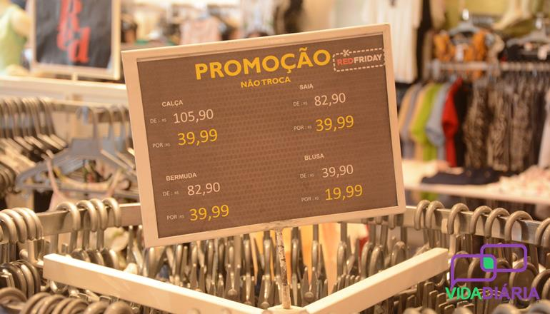 92a415bd9 Teixeira de Freitas: Lojas Red inova com a semana Black Friday e decide  continuar com a promoção até quando durar o estoque. Aproveite as grandes  ofertas de ...