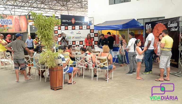 Festival Gastronômico: Várias atividades foram realizadas no 2° final de semana, confira!