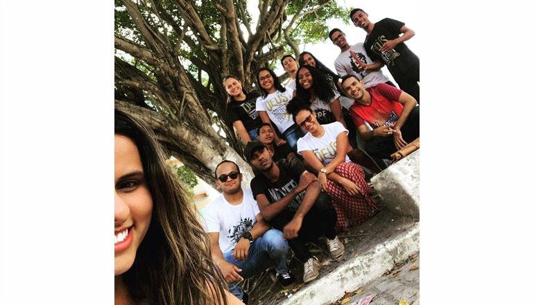 Jovens da Igreja Assembleia de Deus de Teixeira promoveram campanha de doação de sangue