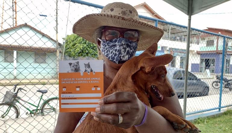 """Mucuri realiza dia """"D"""" da Campanha de Vacinação Antirrábica; Quem não tem cão, vacina gato"""