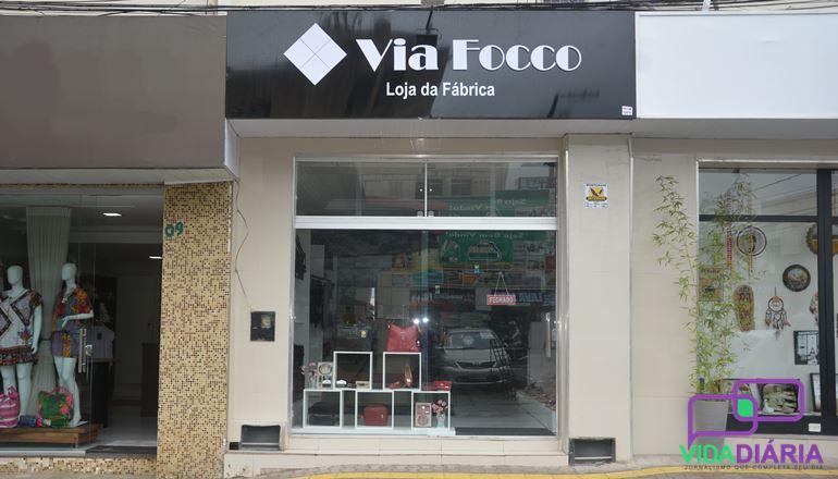 Reinauguração Via Focco: agora a loja se encontra no centro de Teixeira